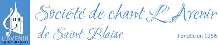 Société de chant  L ' Avenir de Saint-Blaise